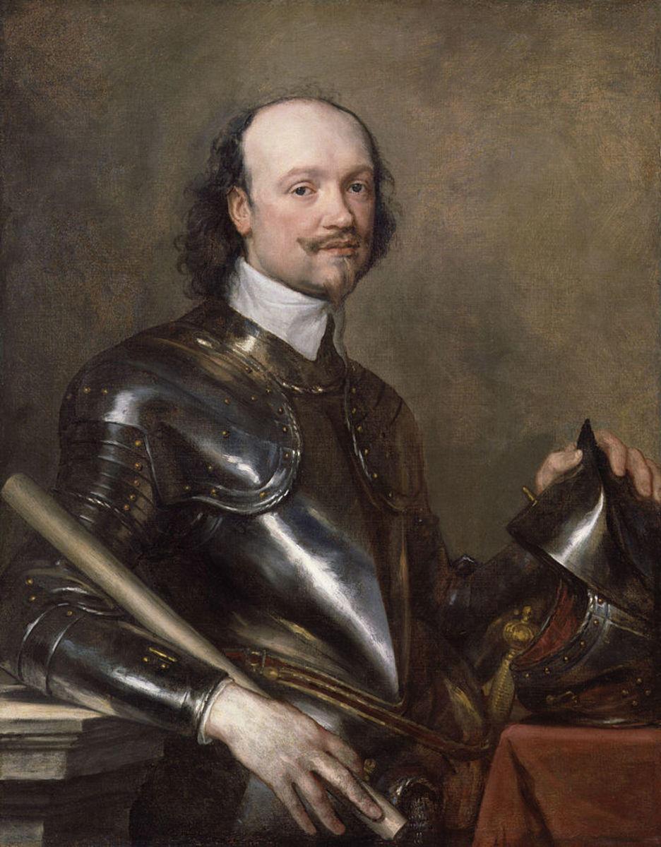 Sir Kenelm Digby.