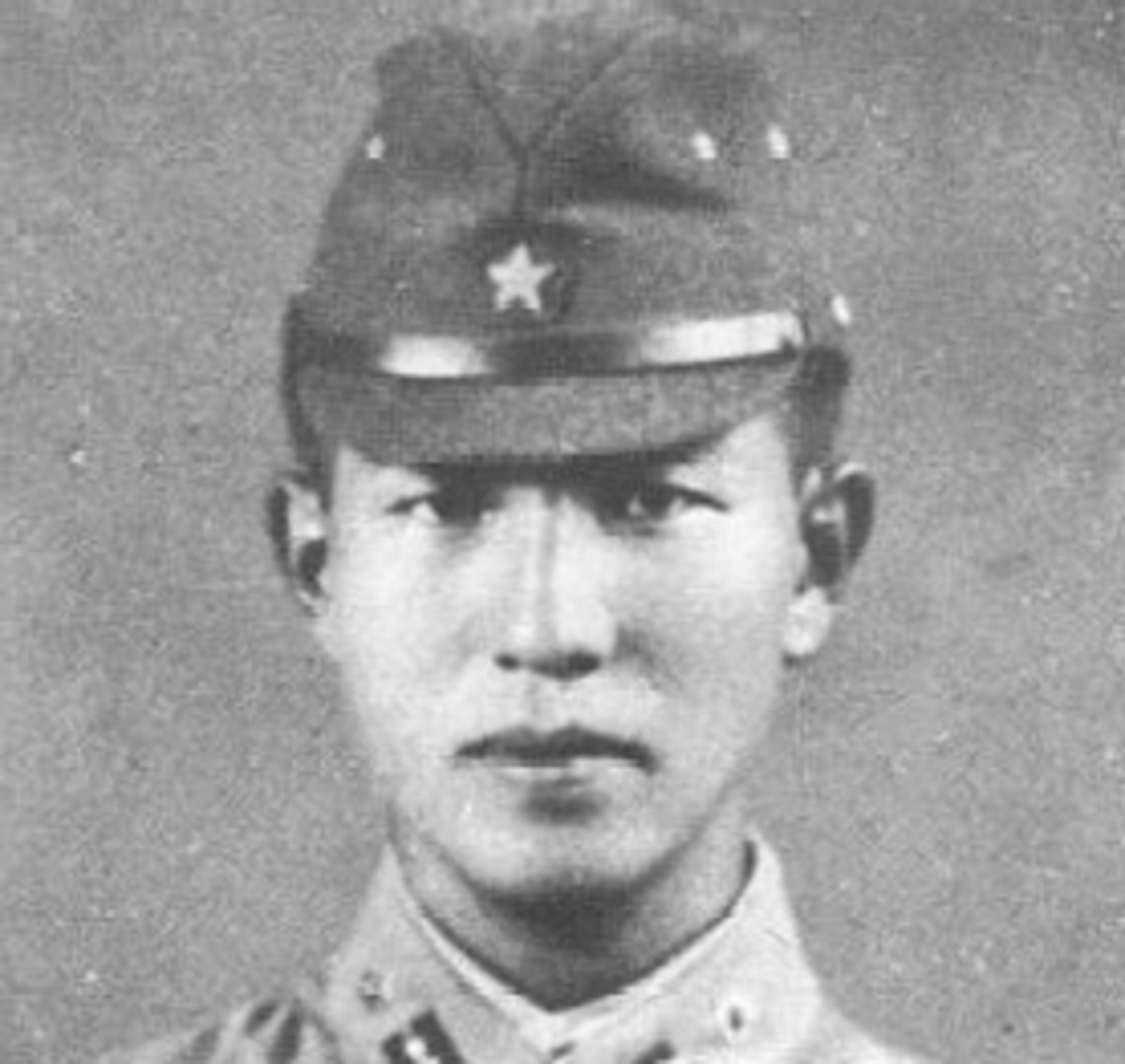 Lieutenant Hiroo Onoda in 1944.