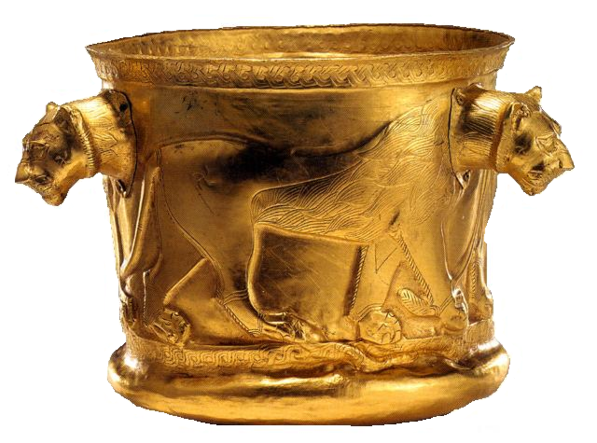 That no one stole the Golden Cup of Tirgoviste shows the fear that Vlad's rule imposed.