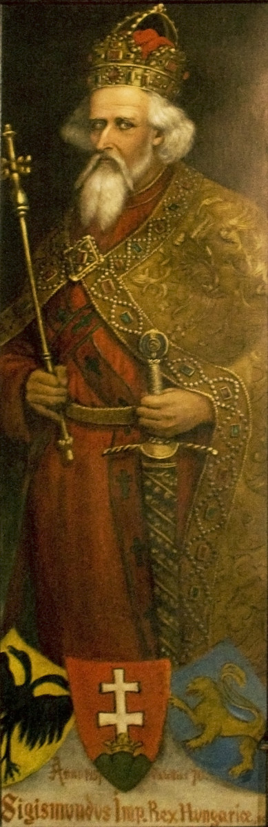 Sigismund - King of Hungary