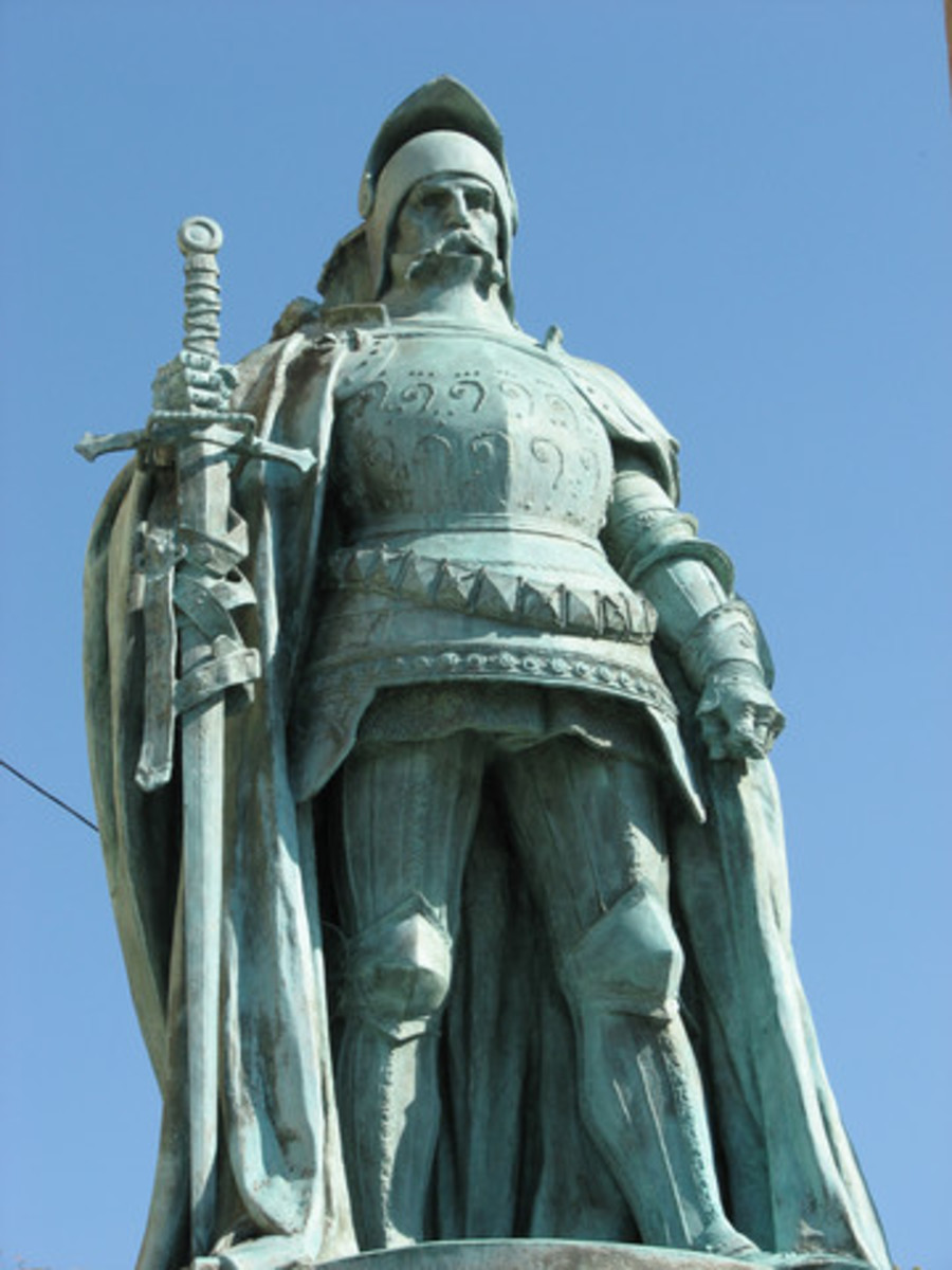 Janos Hunyadi, the White Knight of Hungary