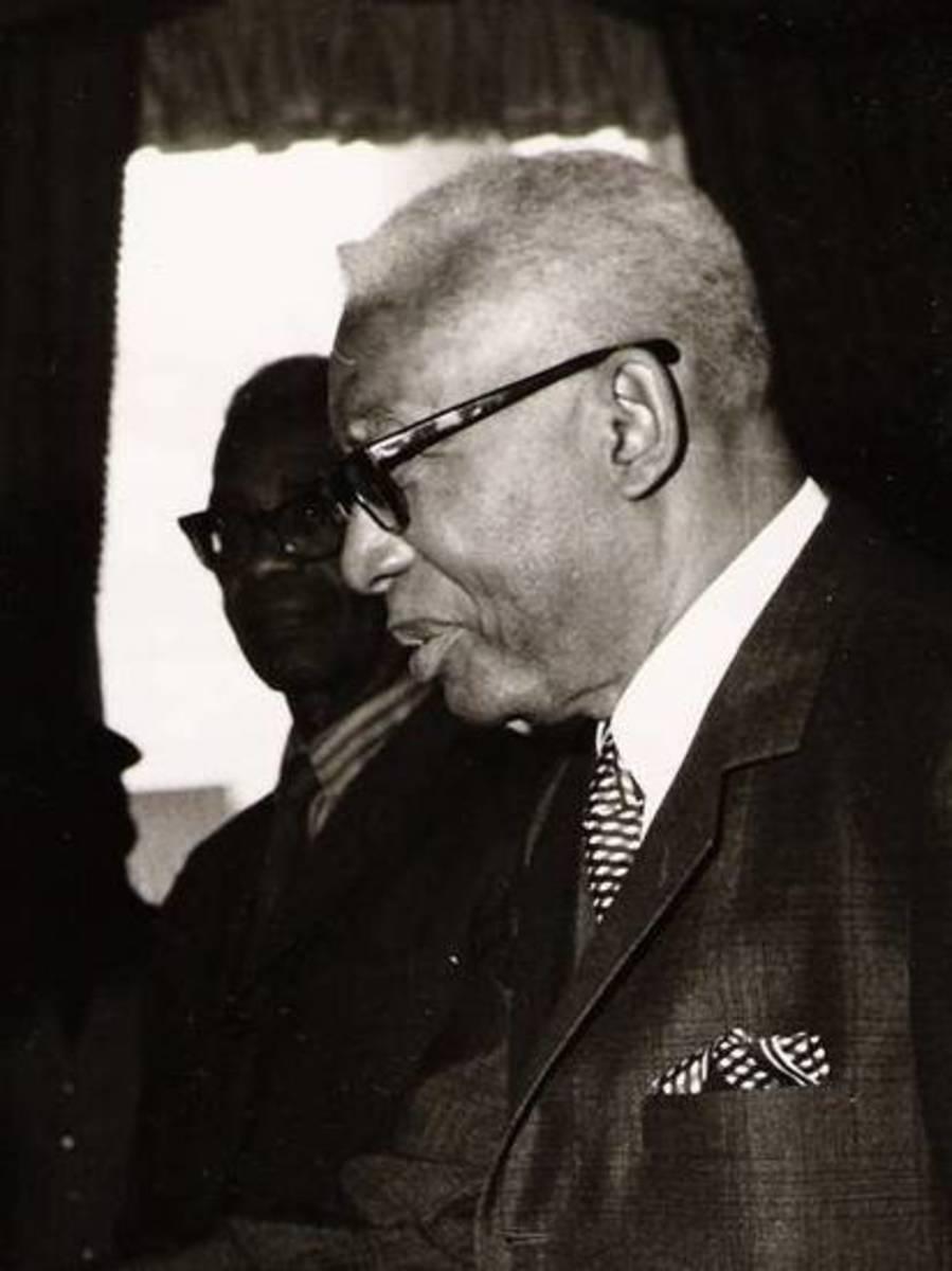 Papa Doc Duvalier.