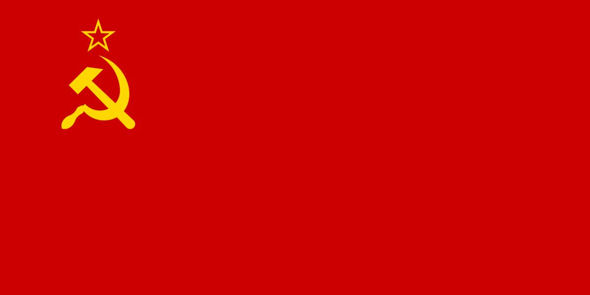 Soviet Union.