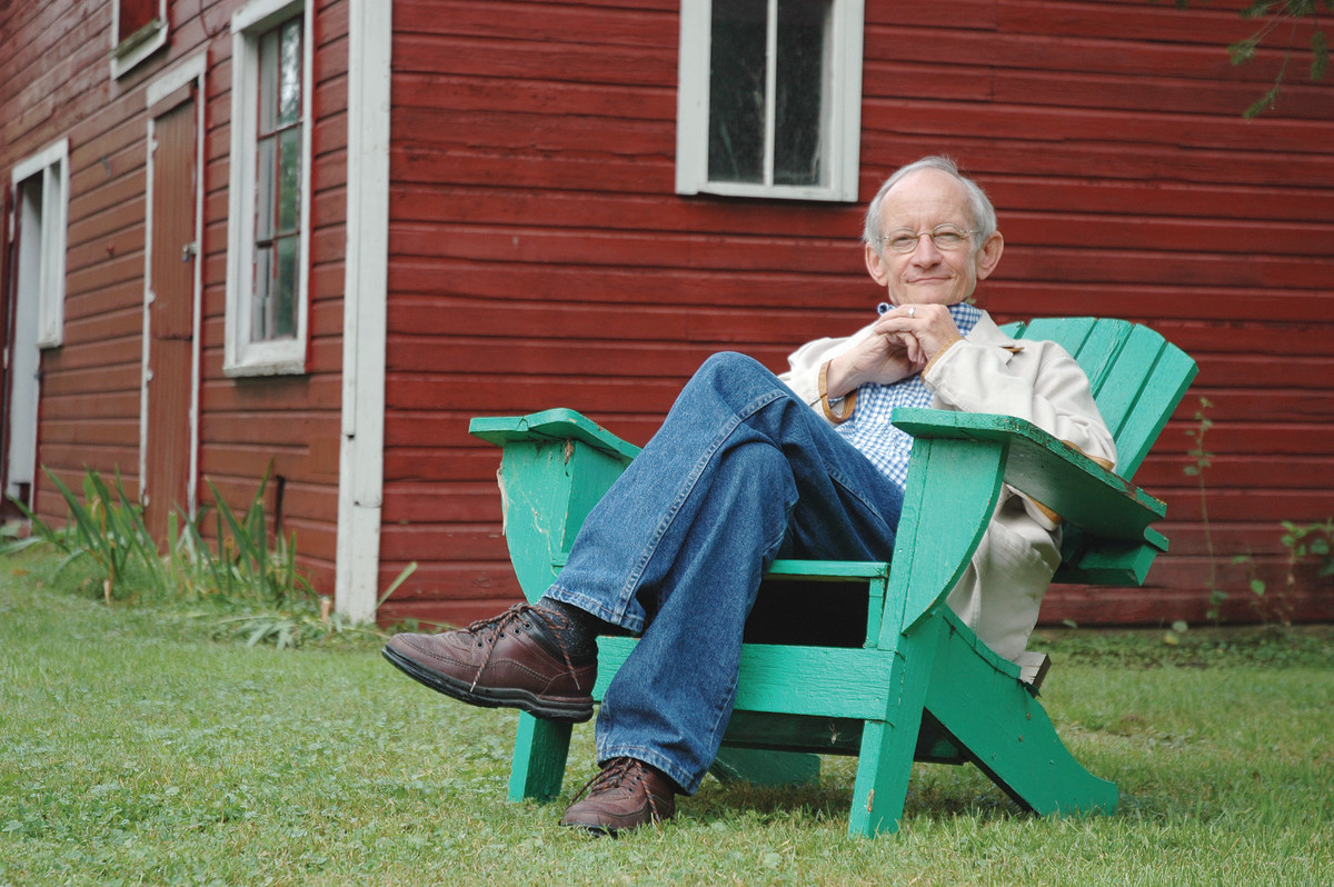 """Ted Kooser's """"Selecting a Reader"""""""