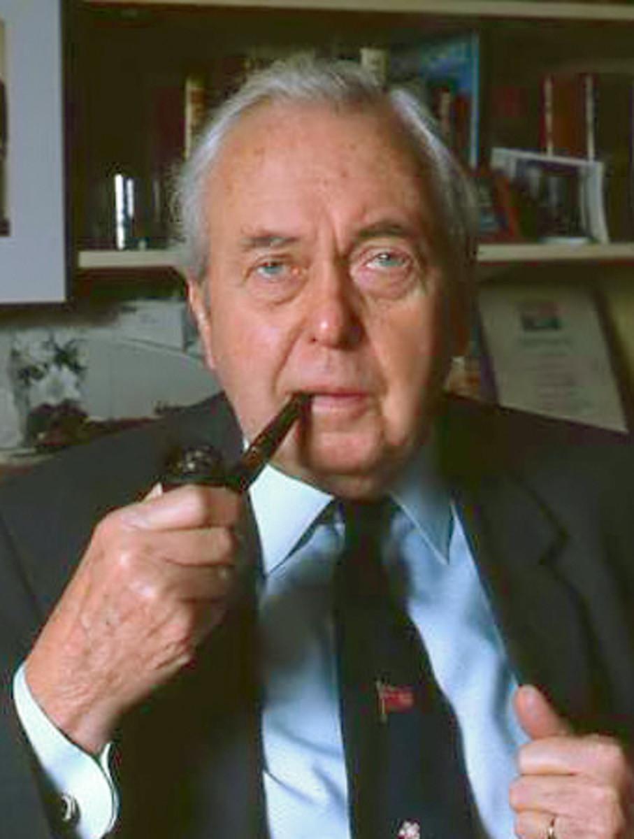 Harold Wilson.