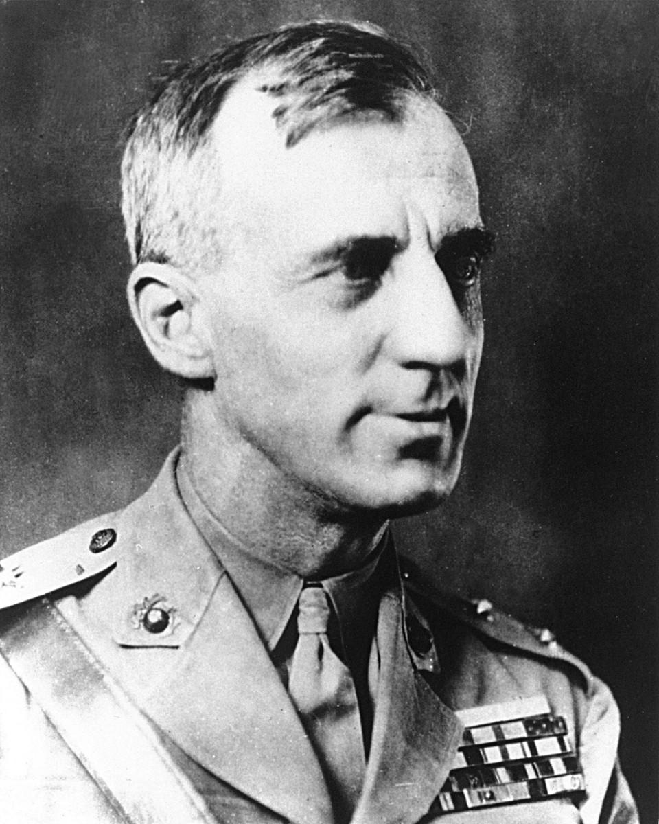 General Smedley Darlington Butler