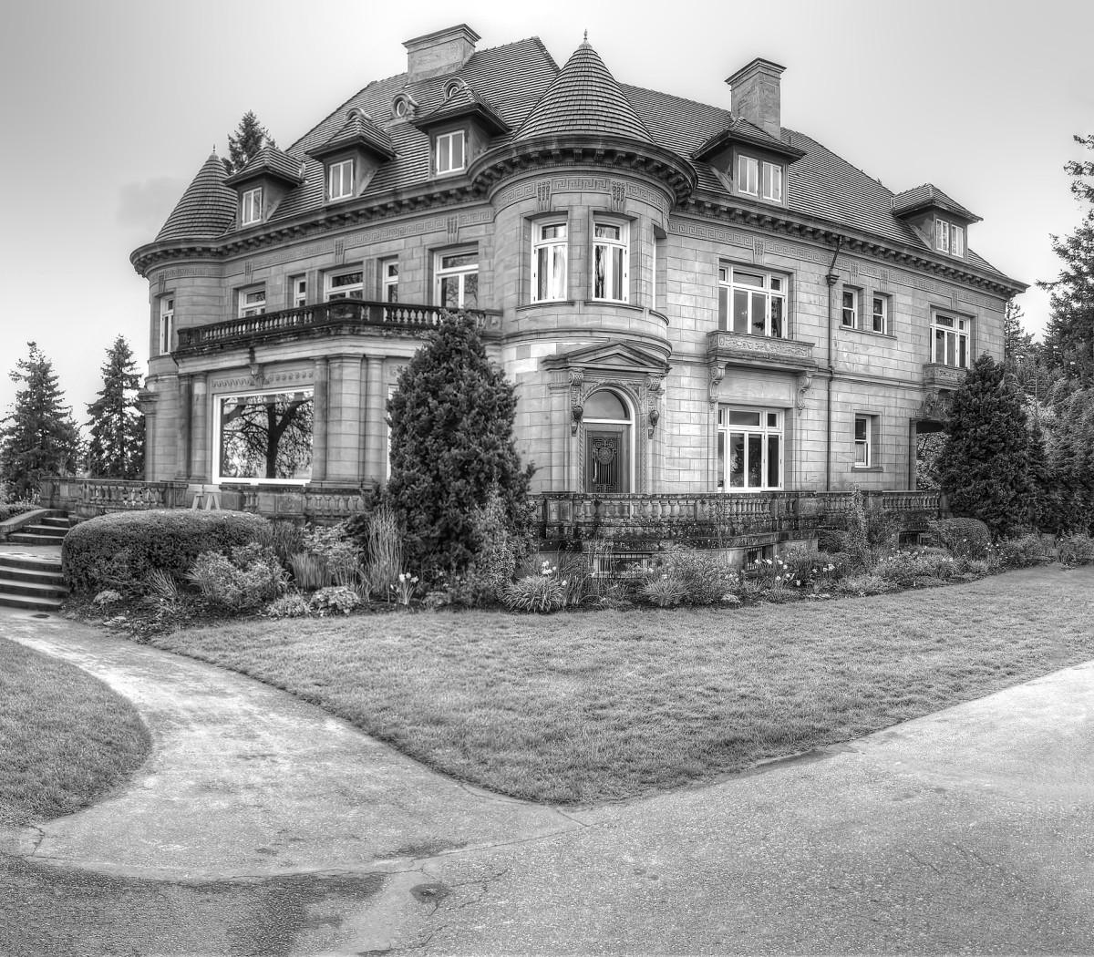 """Hill House"" by Glen Bledsoe"