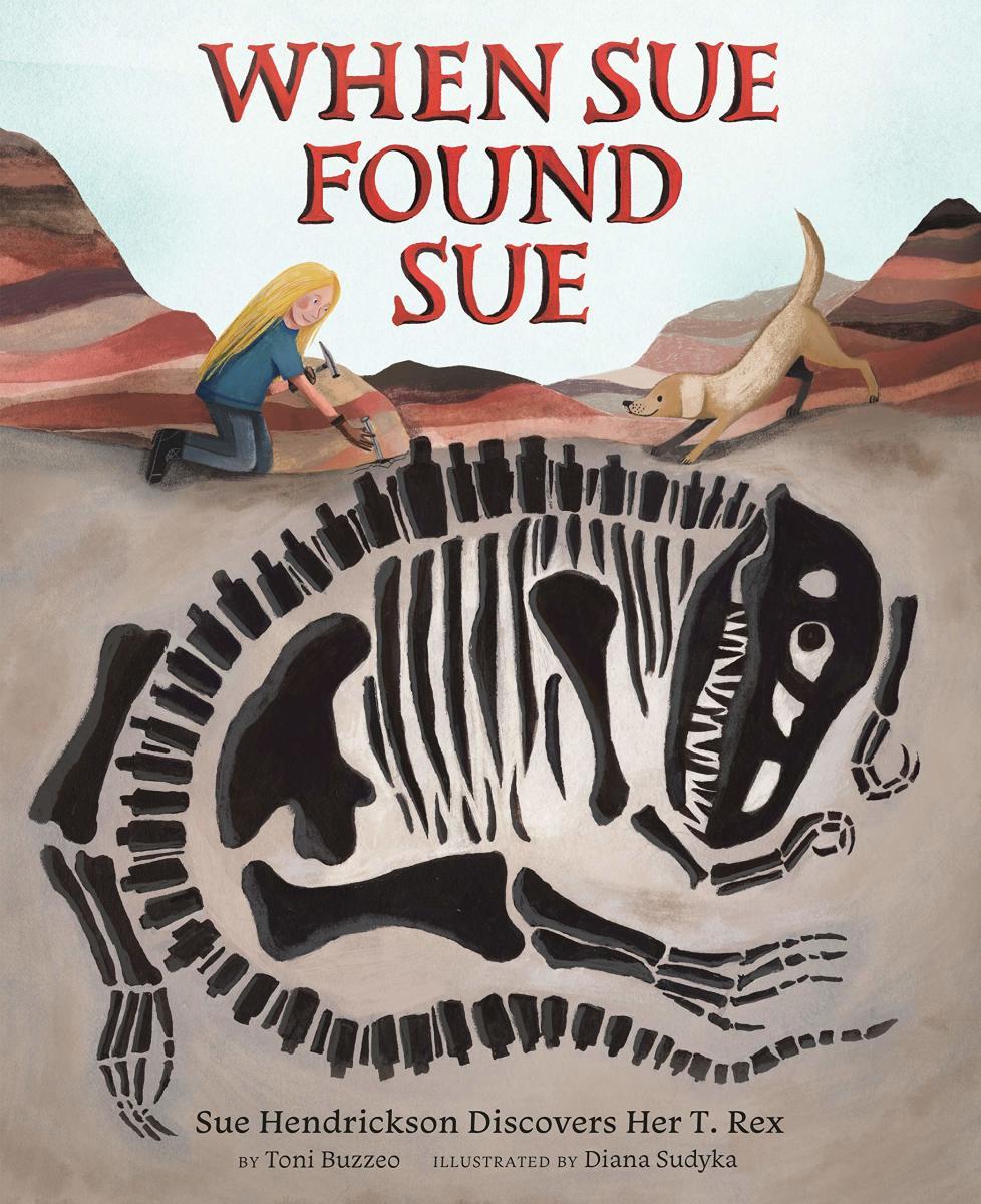 When Sue Found Sue by Toni Buzzeo