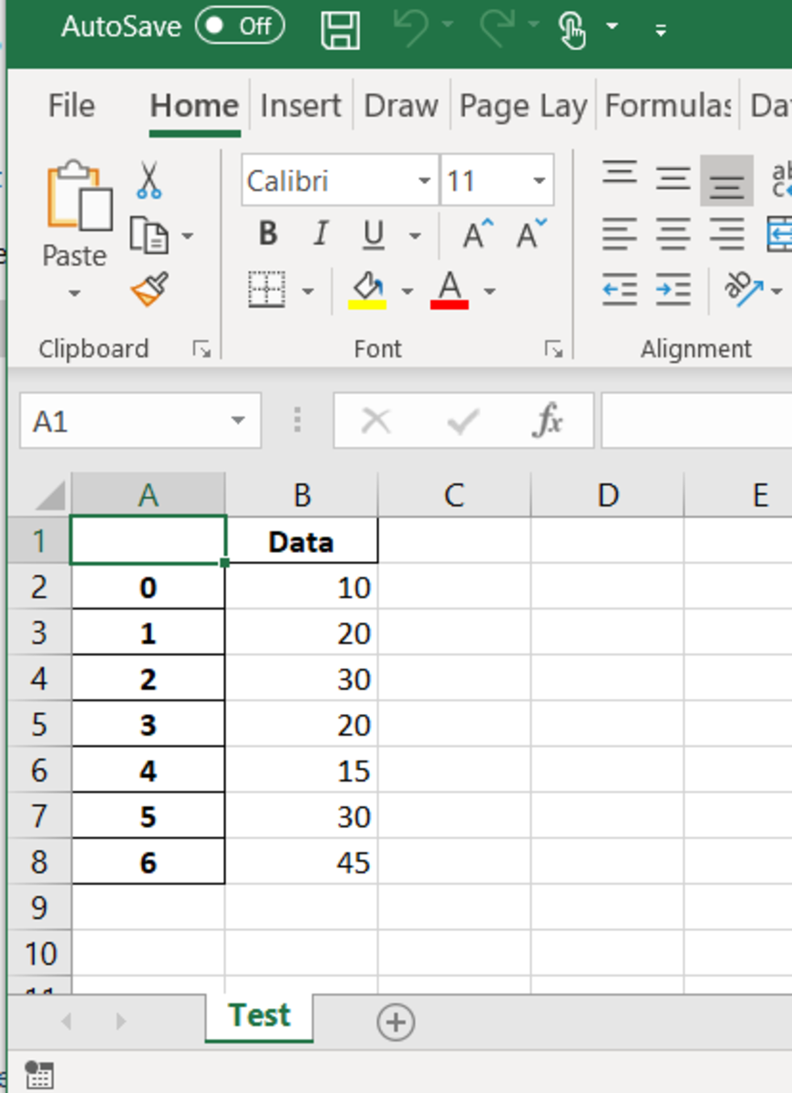 Fig 5: Pandas output in Excel