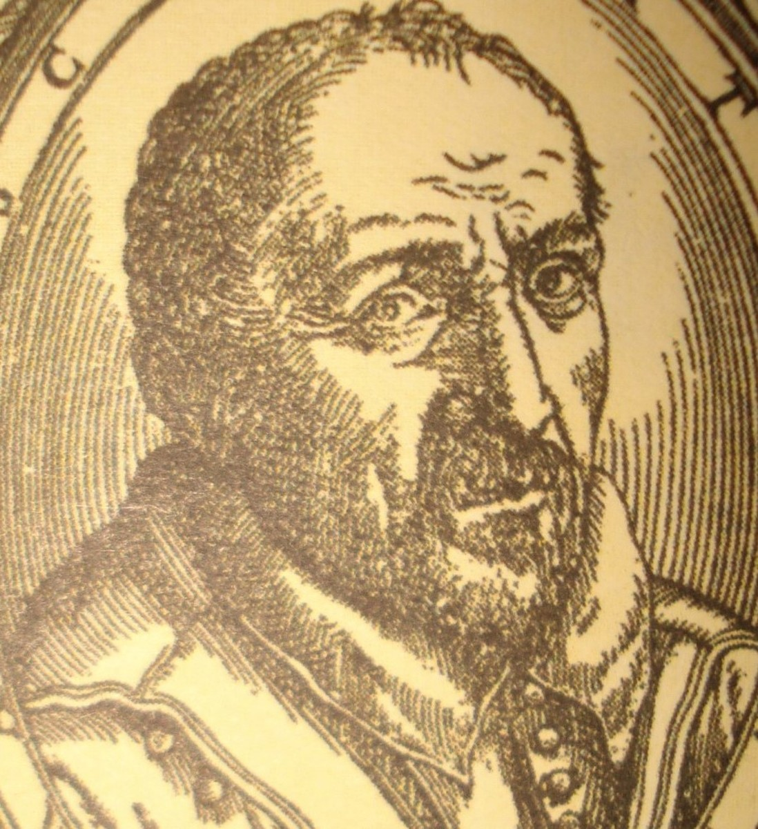 Francesco Patrizi, Portrait (1587)