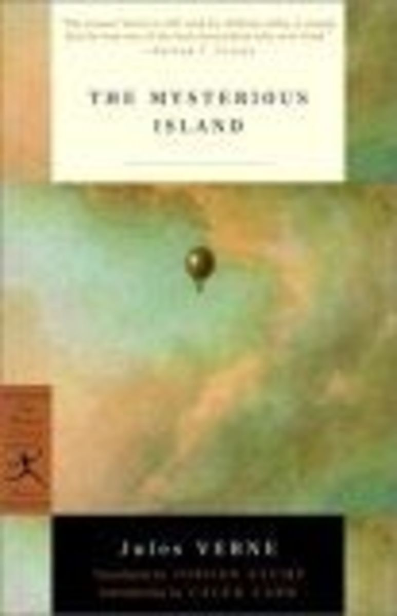 Book Review: The Mysterious Island by Jules Verne