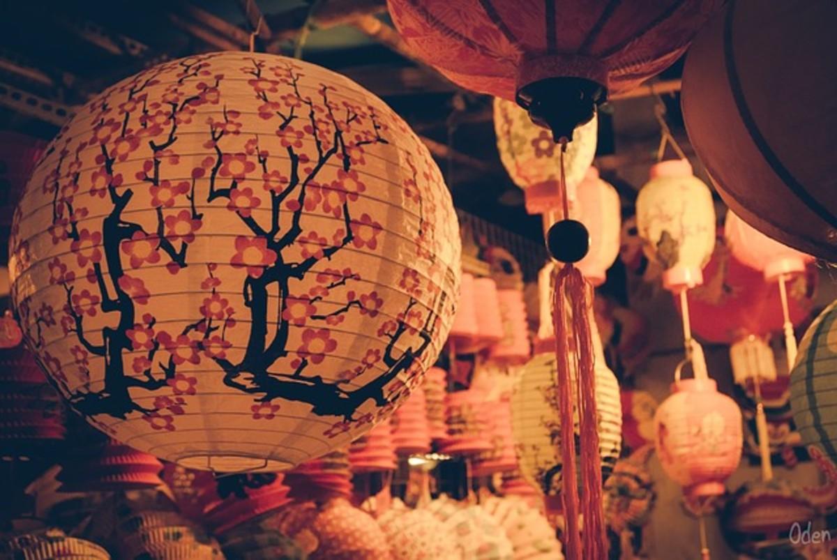 The Mid-Autumn Moon Festival