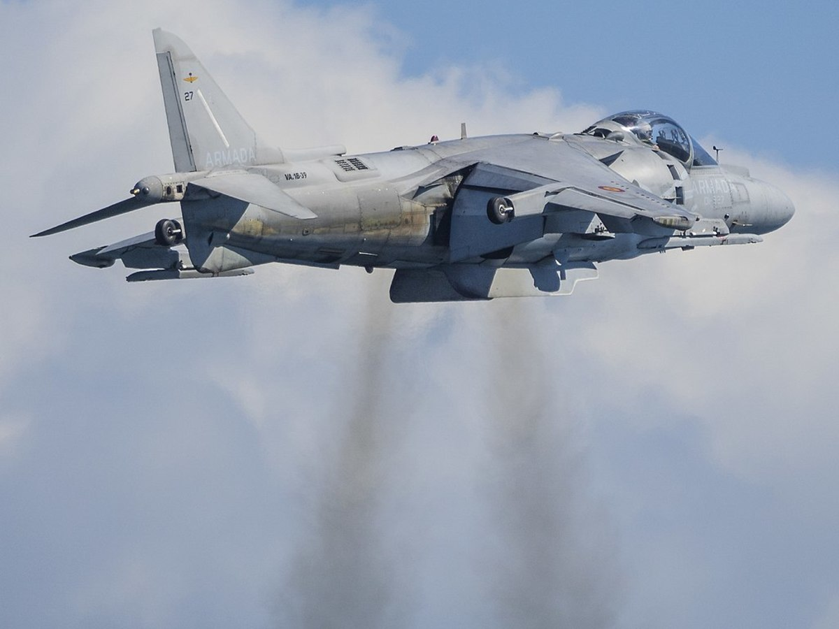 EAV-8B Harrier II