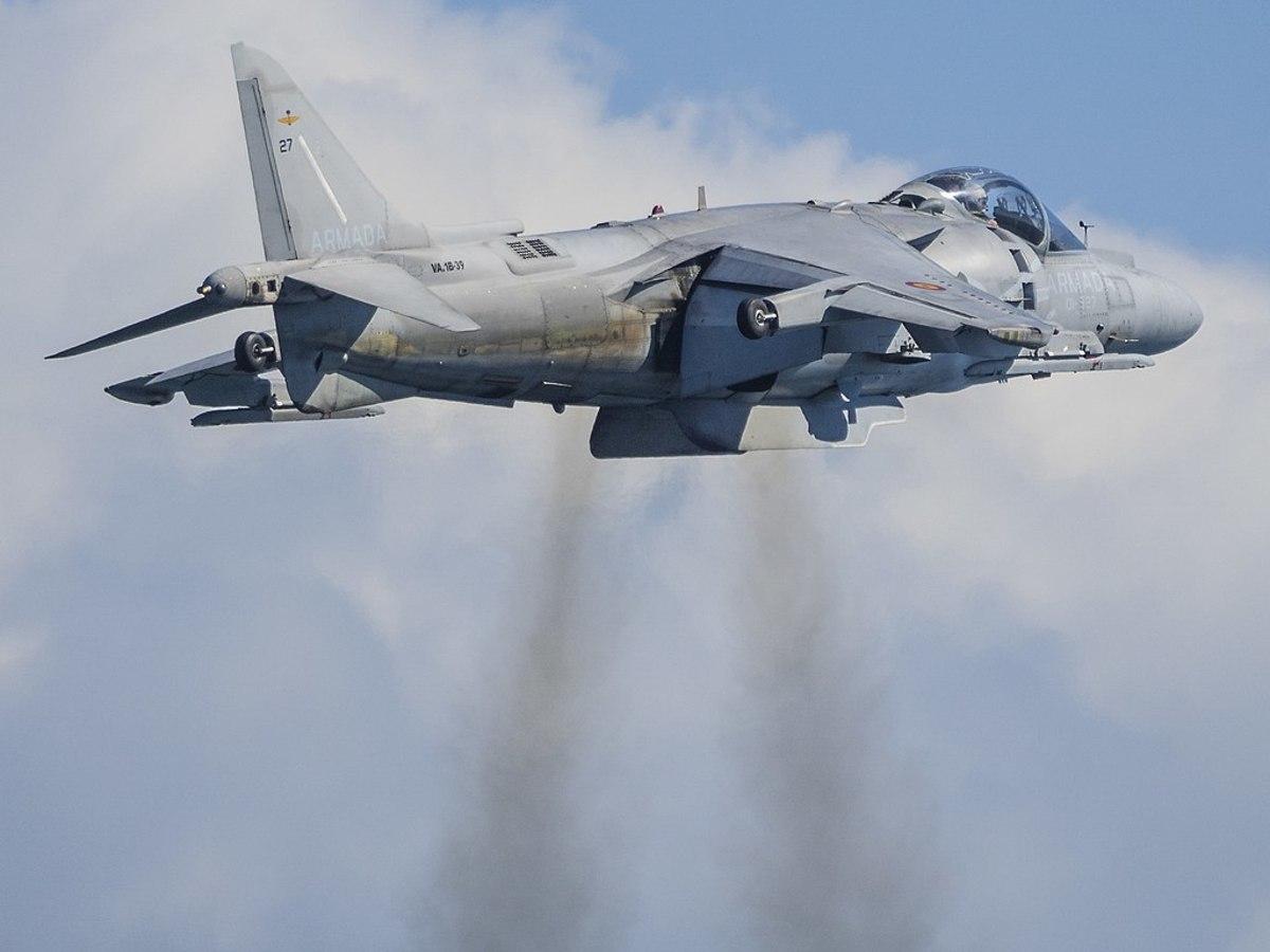 EAV-8B Harrier II