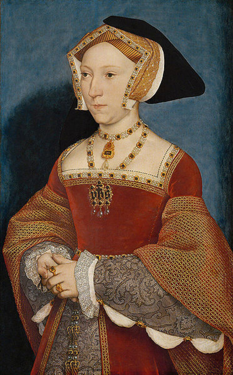 Queen Jane Seymour, third wife of Henry VIII