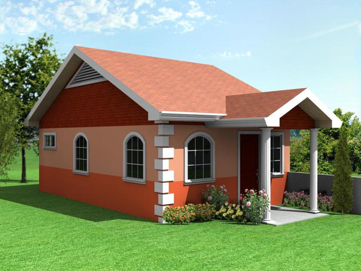 Simple modern homes and plans by jahnbar owlcation for Simple house front design