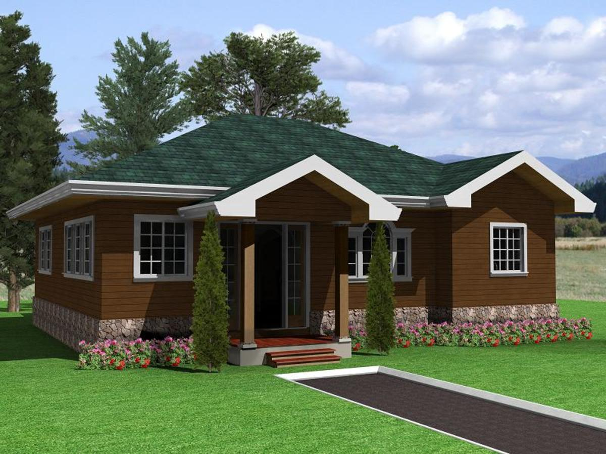 Philippines Native House Design Plan