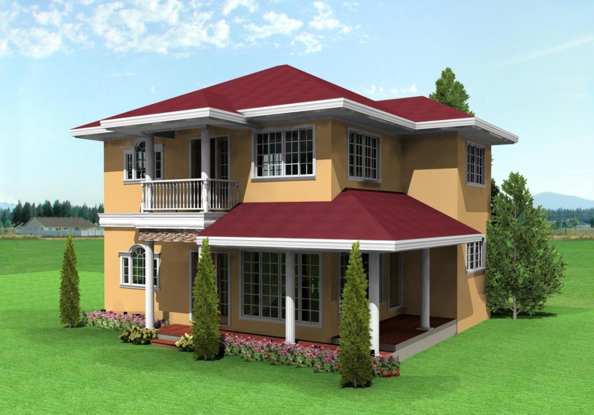 Jay and Aya Marasigan House exterior.