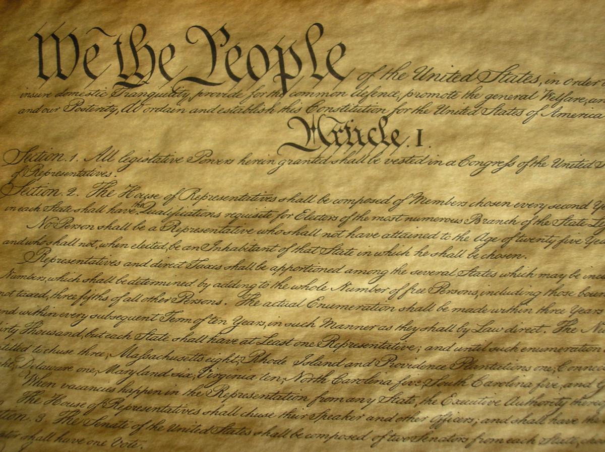 JAMES MADISON AUTHORED THE UNITED STATES CONSTITUTION