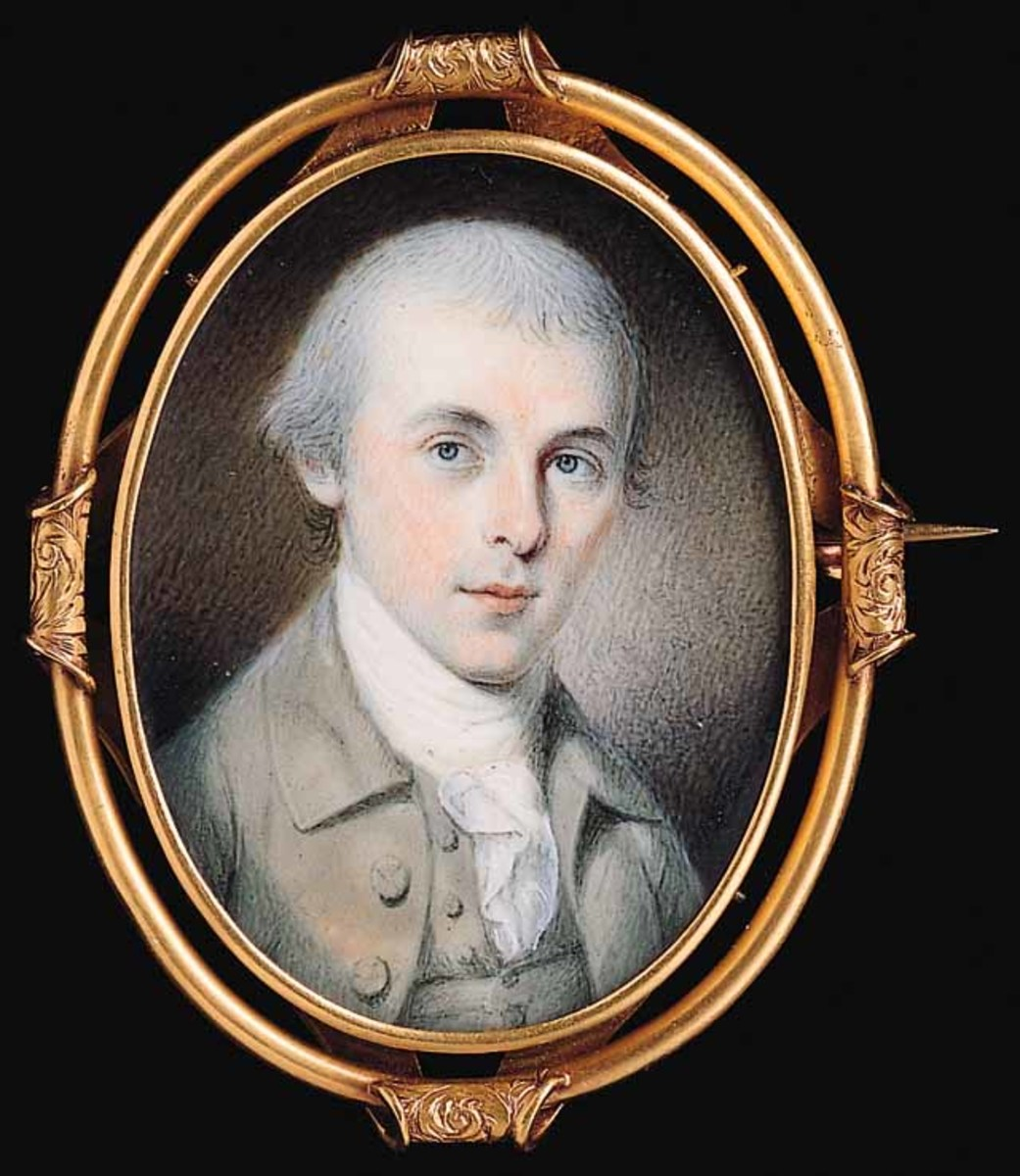 A YOUNG JAMES MADISON