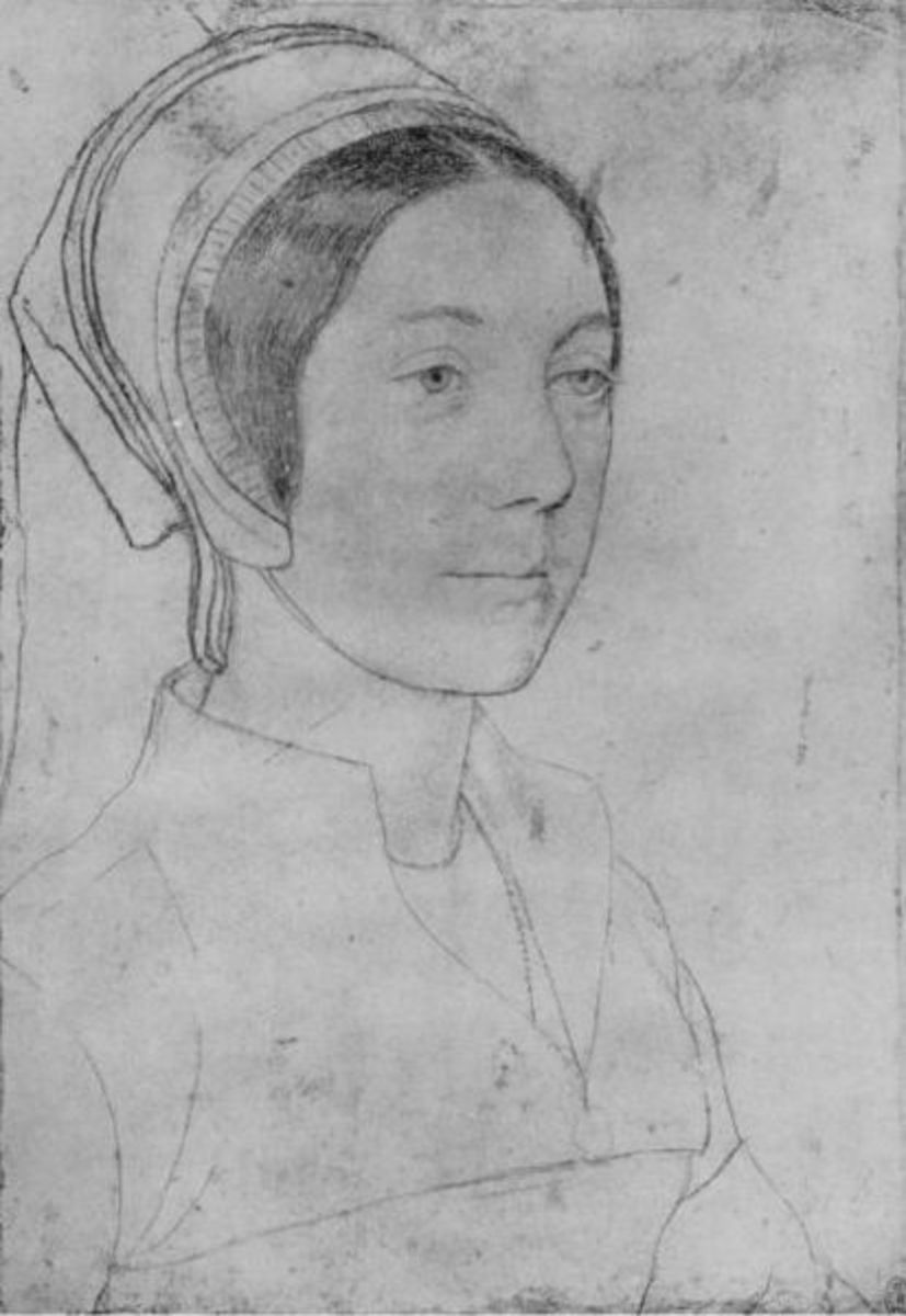 Catherine Howard, fifth wife of Henry VIII