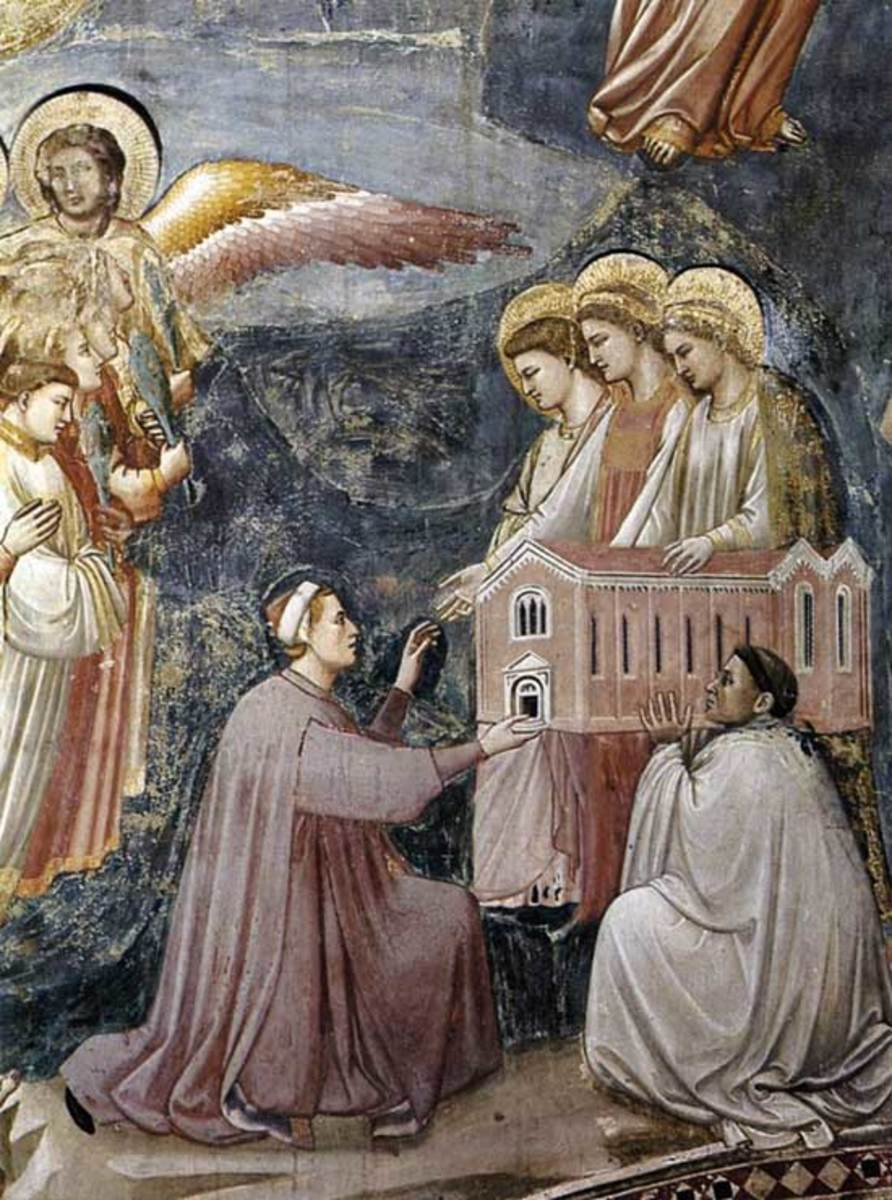 Giotto - The Lamentation