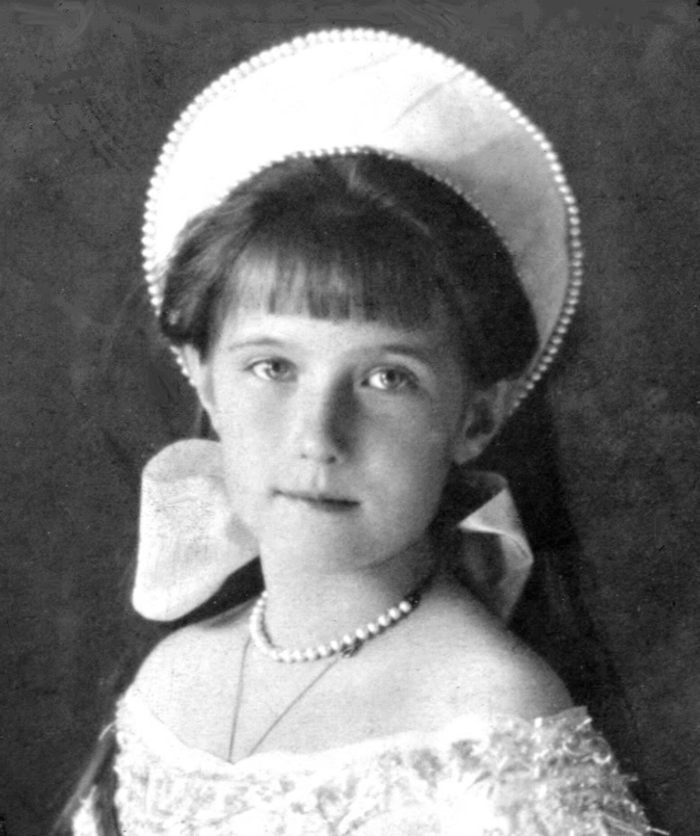 Anna Anderson, the Romanov Princess Anastasia... or Not ...