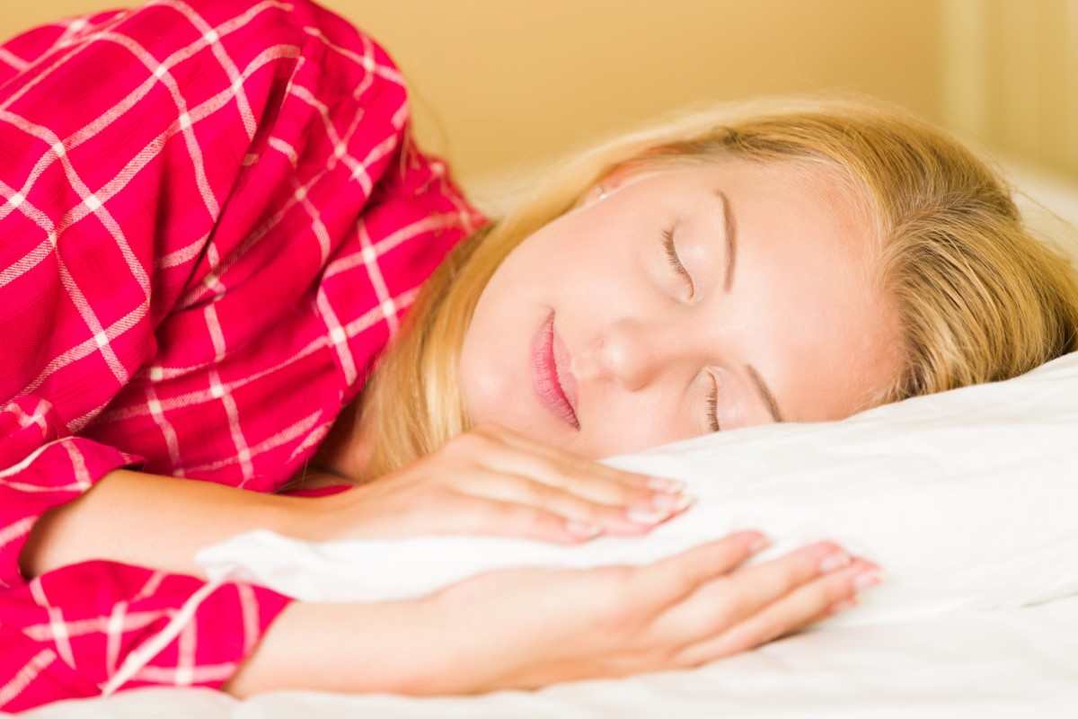 At the end of the day, the best way to stay energized throughout the day is to have a good night's sleep.