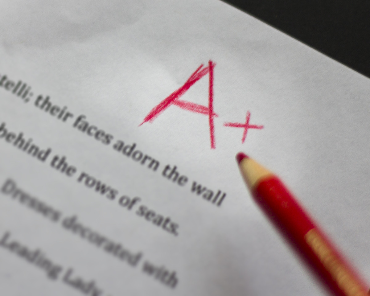 These simple suggestions can take your essay all the way to an 'A' grade!