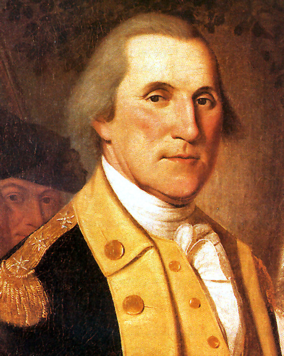 George Washington was the General and Commander in Chief of the Coninental Congress.