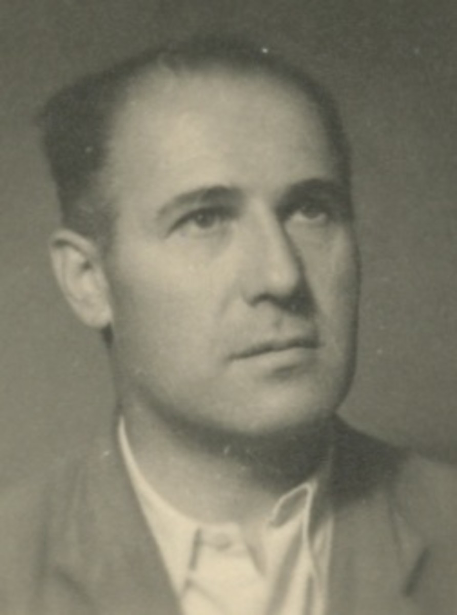Dragoslav Radisavljevic around 1950