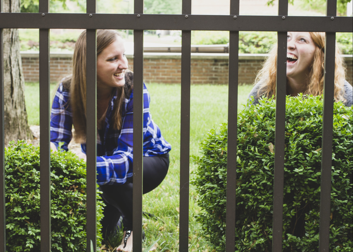 Most sororities include philanthropic activities, which can range from working with local non-profits to fundraising or helping maintain the sorority house and grounds.