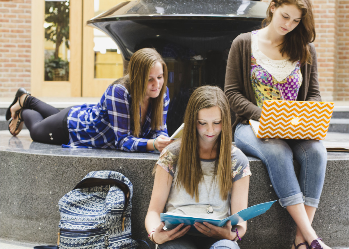 Some sororities are known for being very involved in campus life, which could be a good fit for a girl who enjoys group and club activities.