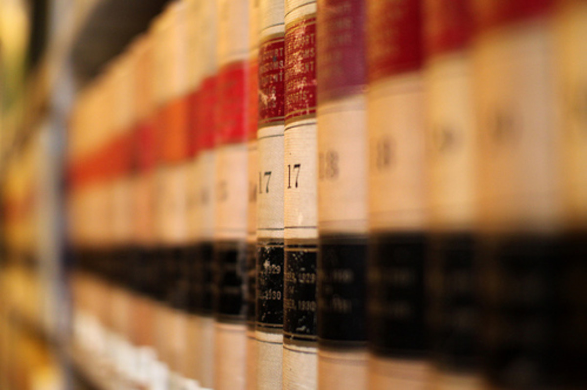 Find the laws you need  to win YOUR case