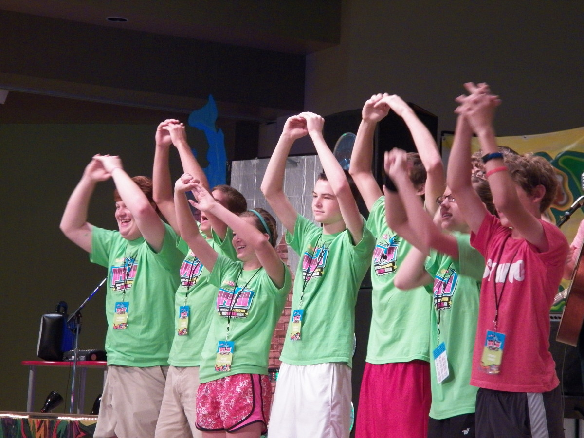 How to Teach Vacation Bible School