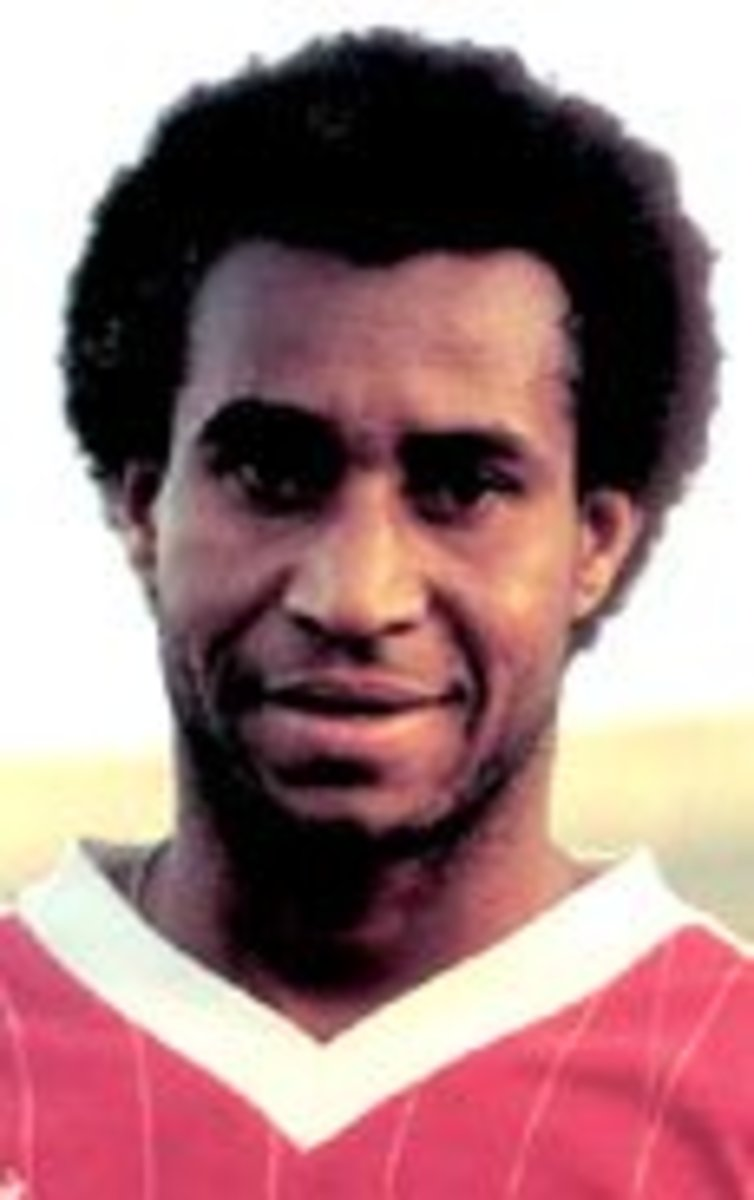 Ghulam Khamis, football player from Oman