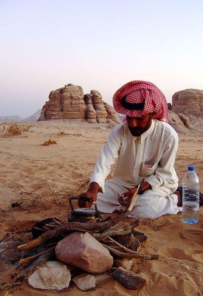 Bedouin, Jordan