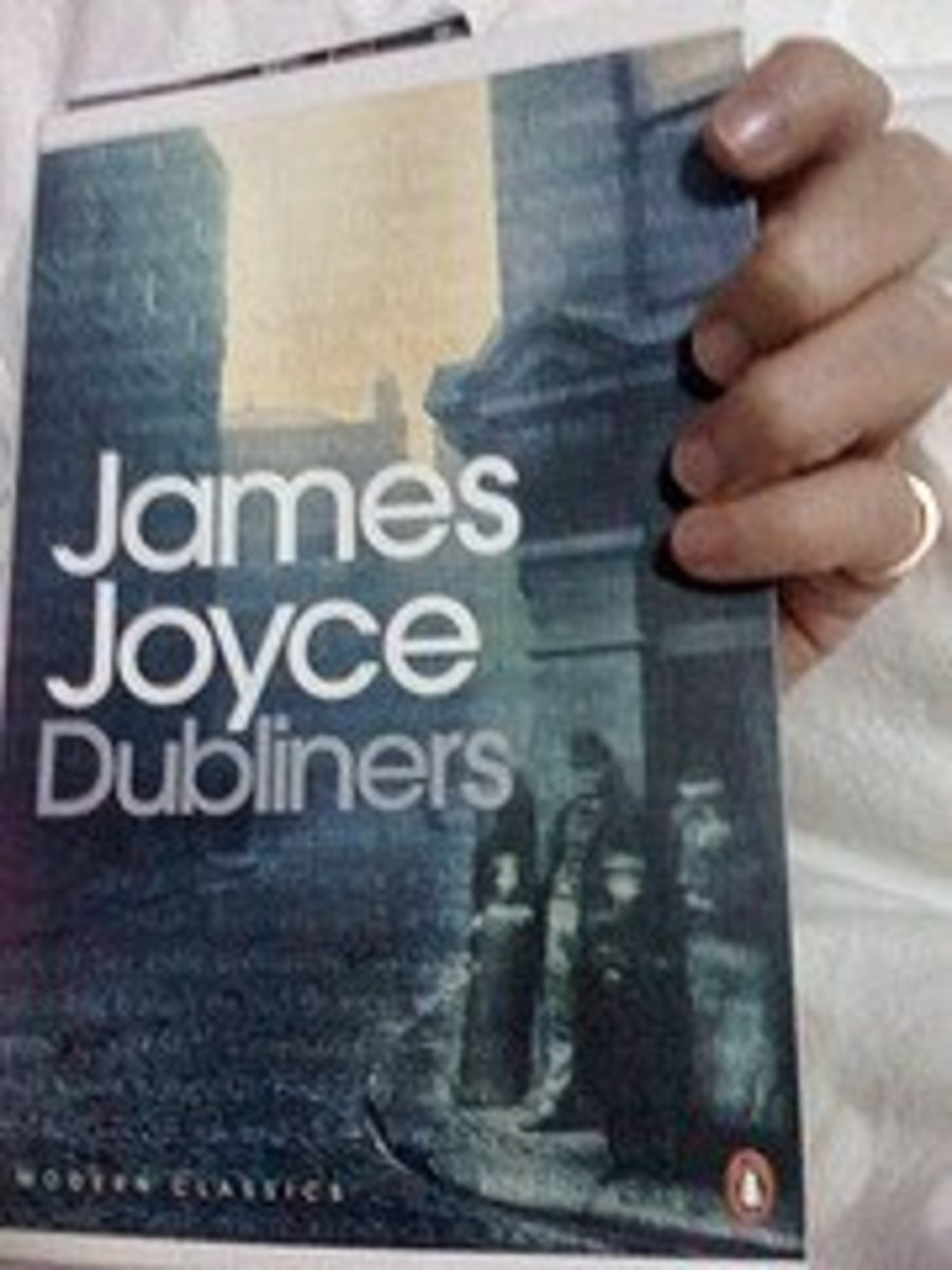 an analysis of the themes in dubliners by james joyce In dubliners, james joyce used it to typify incompleteness, a major theme in these short stories about the empty, broken, or otherwise incomplete lives of the people (in that same opening paragraph, joyce also mentions the thematic words paralysis and simony, good subjects for another blog post.