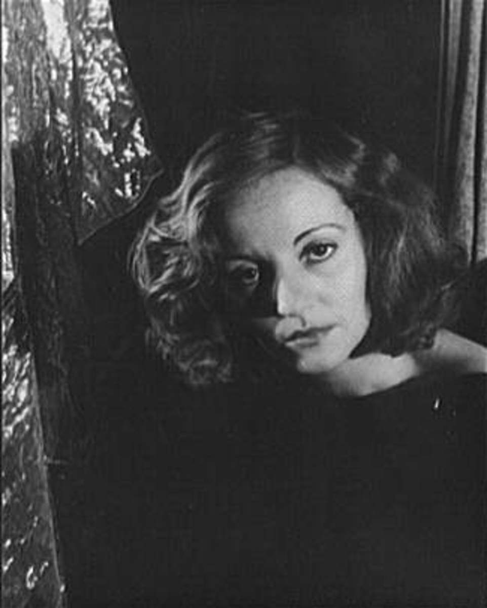 Tallulah Bankhead/ public domain photo