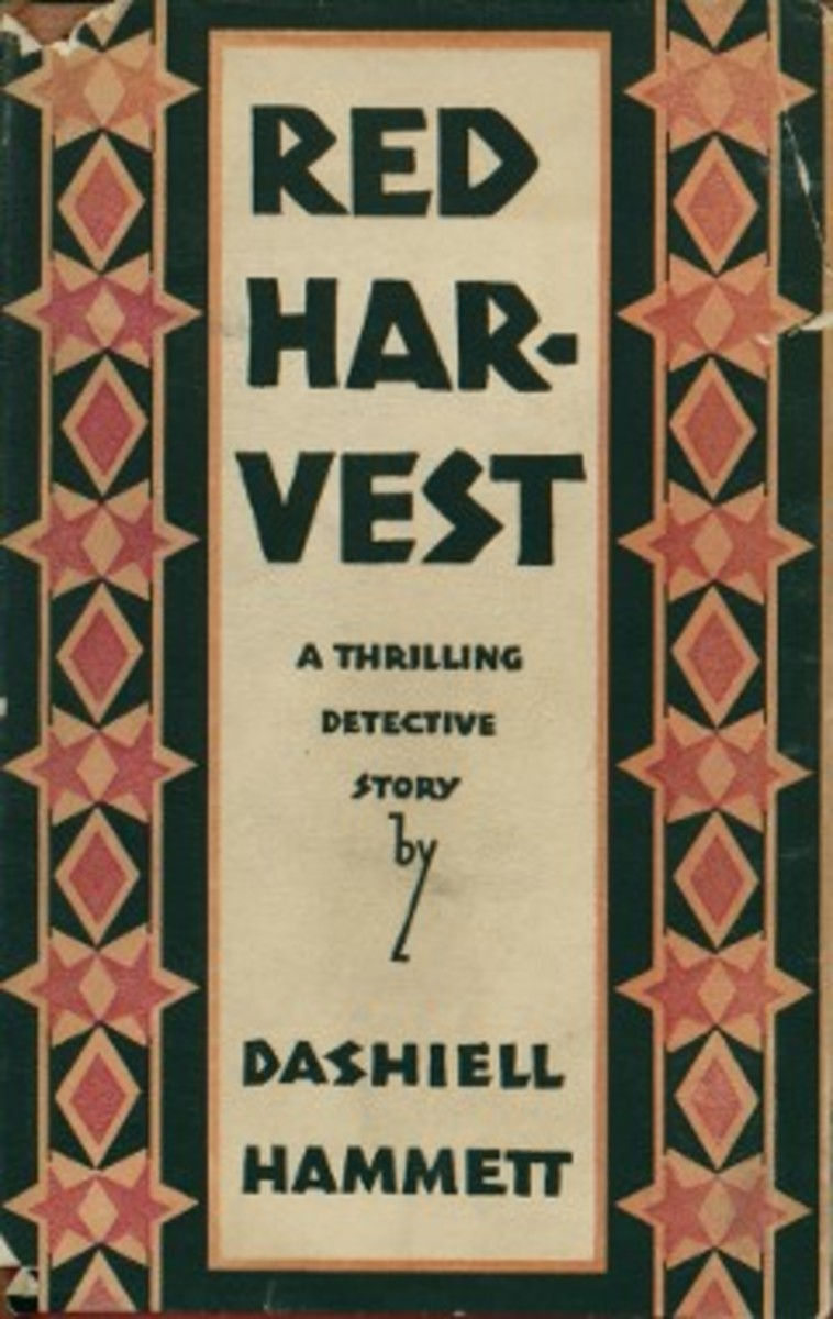1st edition (publ. Knopf)