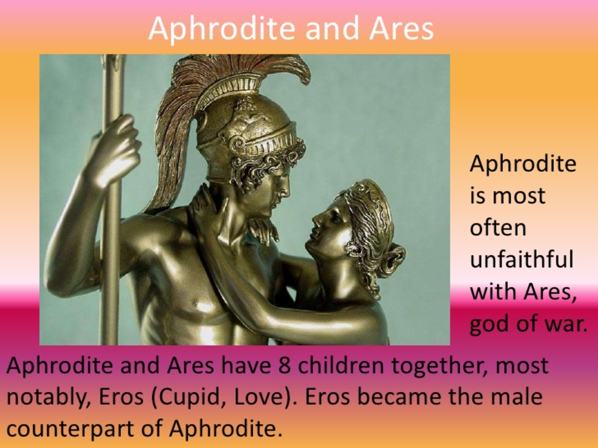 Ares Greek Archetype Of War Dance And Lover Owlcation