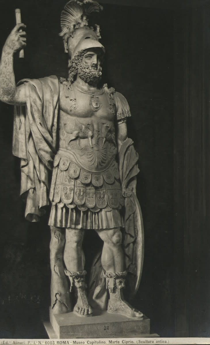 Ares: Greek Archetype of War, Dance, and Lover