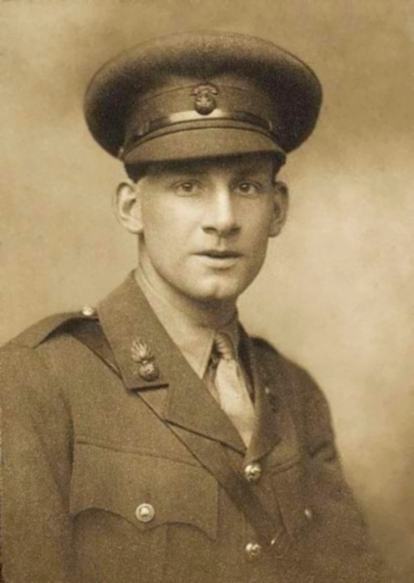Siegfried Sassoon: 1886 -1967