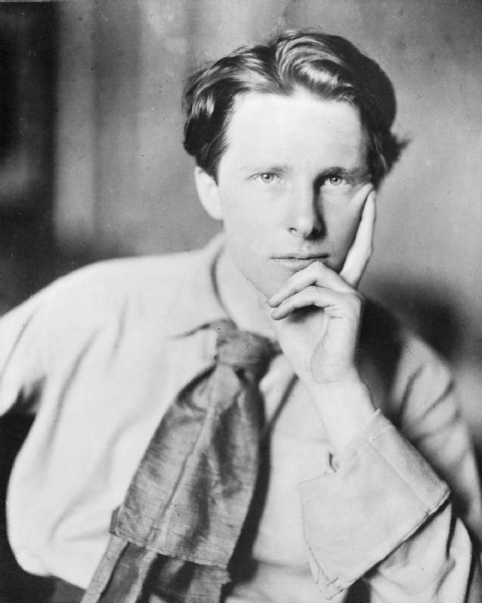 Rupert Brooke: 1887 - 1915
