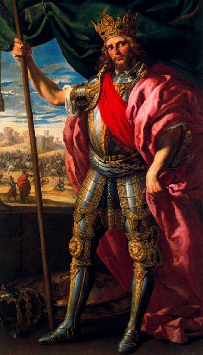 Theodoric, King of the Visigoths