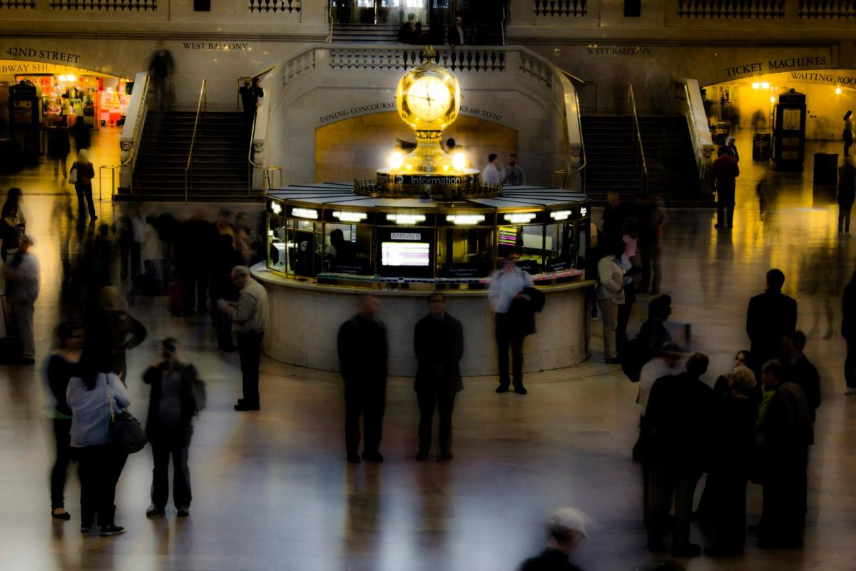 The interior of Grand Central Station in New York City is an architectural marvel for people all over the globe.