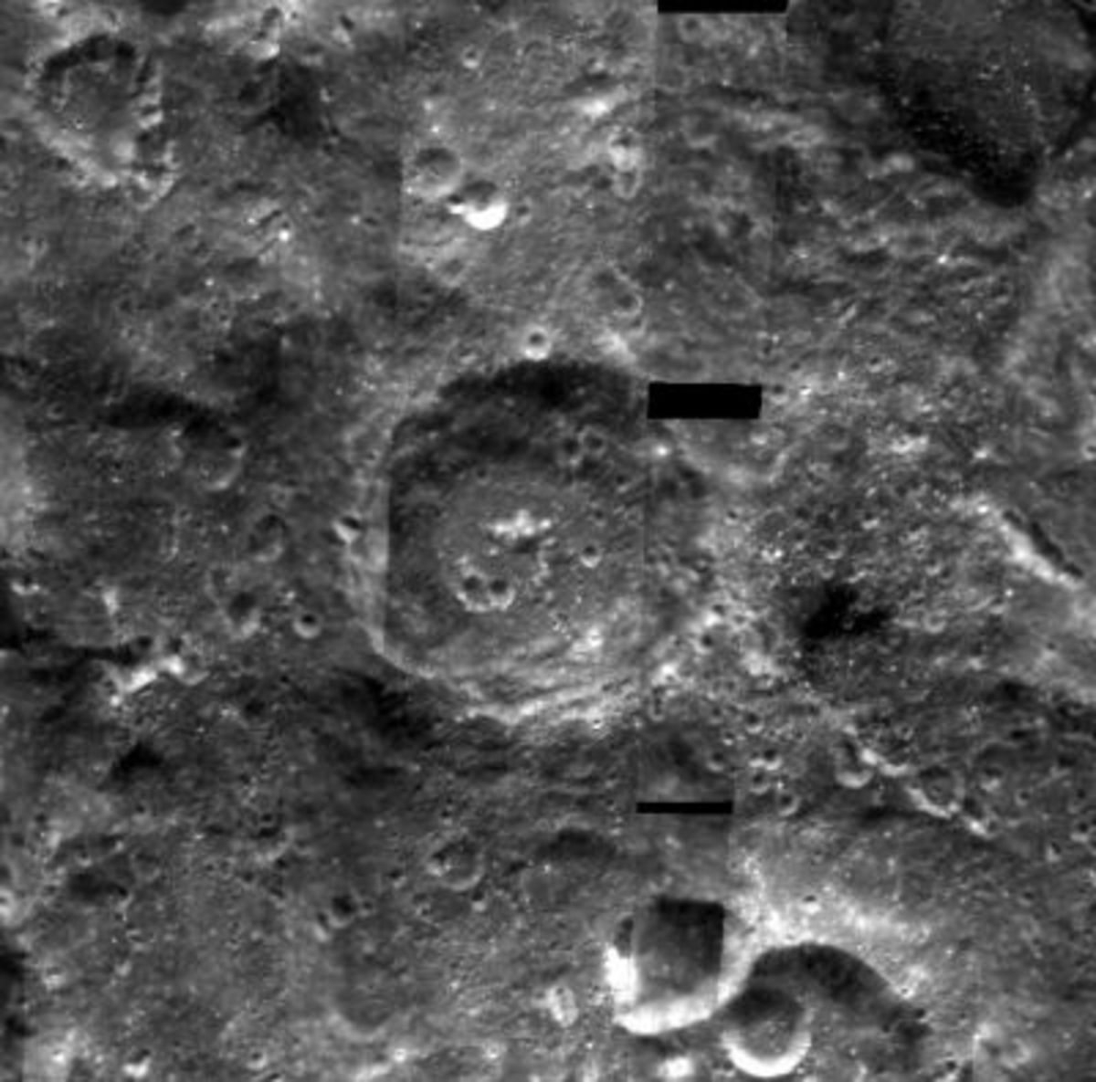 Craters On The Surface