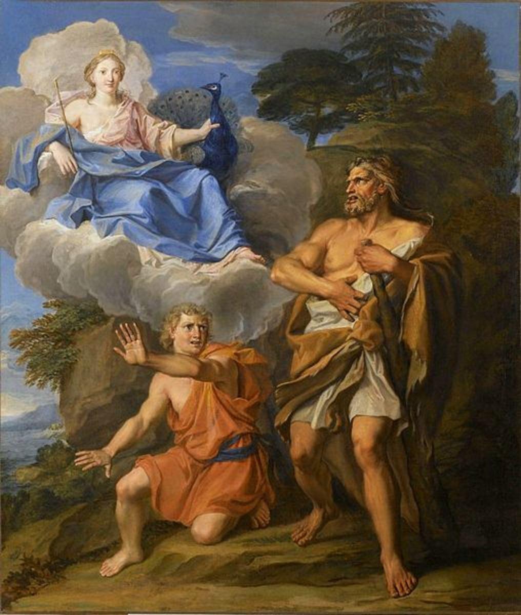 Noël Coypel (1628–1707)  PD-art-100