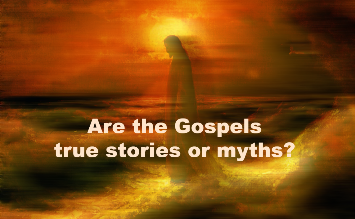 The Gospels are a hodgepodge of conflicting stories which argues against their authenticity.