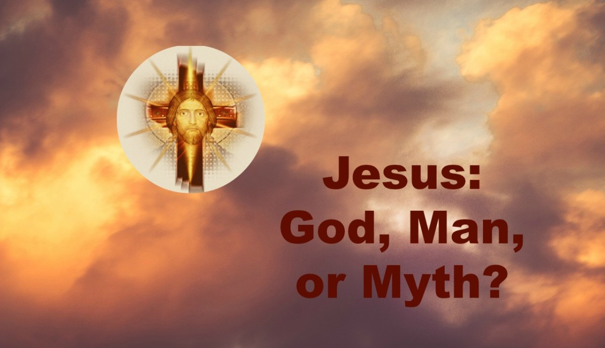 Jesus may be just myth that has become historicalized.